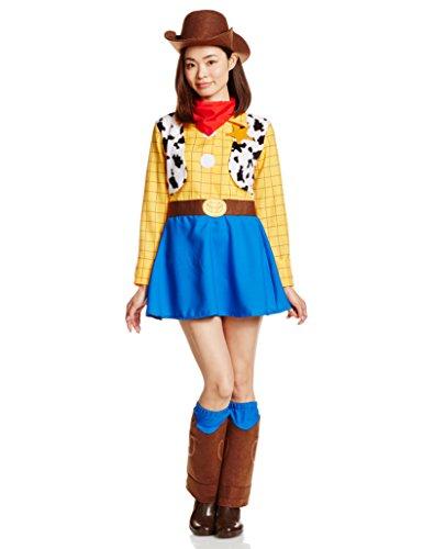 Disney Toy Story Woody Kostuem Damen 155cm-165cm -