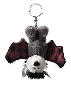 32337 - NICI - NICI for you - Bean Bag Schlüsselanhänger Fledermaus Sir Simon, 10 cm