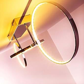 deckenleuchte avantgardistisch im kunstvollen design formsch ne leuchte f r das wohnzimmer mit. Black Bedroom Furniture Sets. Home Design Ideas