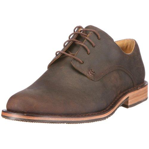 Sebago SALEM B19757, Scarpe basse classiche uomo, colore: Marrone scuro Marrone (Braun (dark brown))