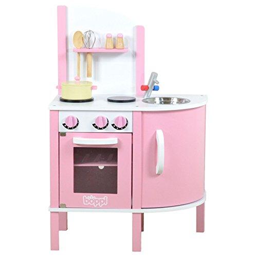 Boppi® - Cocina Madera niños 5 Accesorios