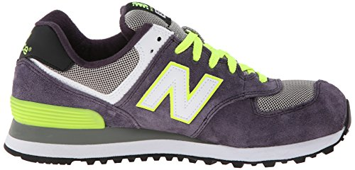 New Balance Classics Traditionnels Damen Sneaker Sport WL574SPY Lila