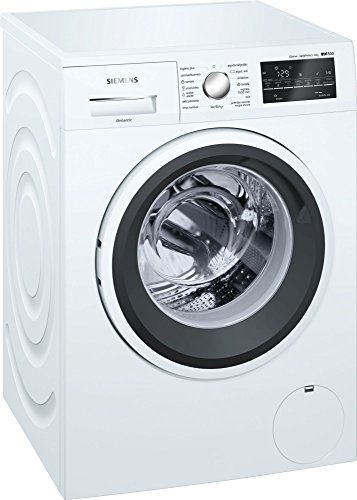 Siemens IQ500�wm14t469es Independent Front Loading 8�kg 1400RPM A + + + White�-�Washing Machine (Freestanding, Front Loading, White, Left, LED, White)