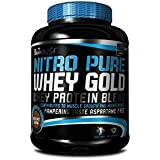 Biotech USA 10004010210 Nitro Pure Whey Protéine Saveur Chocolat