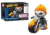 Marvel 13716Dorbz Ride Ghost Rider su Moto