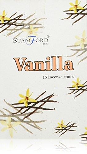 Stamford Cônes d'encens - Vanille 37171