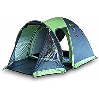 Bertoni Elba 4 Tenda da Campeggio, Verde