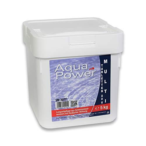 Aqua-tabletten (Multi Tabs 20 g Tabletten, 5kg (E252))