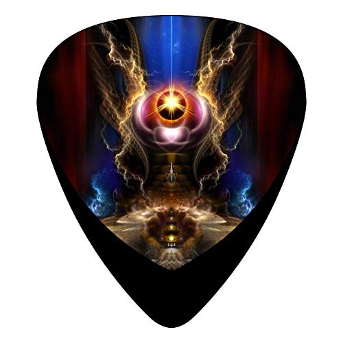 Signet Orb Guitar Picks Celluloid Cool Womens Complete Assorted 12 Pack