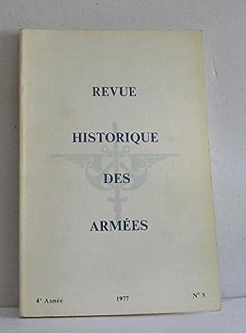 Revue historique des