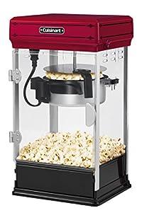 Cuisinart Popcorn Maker : Cuisinart CPM-28 Classic-Style Popcorn Maker, Red