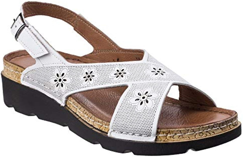 riva wo  / mesdames serafina des sandales sandales sandales en cuir b07h6td2fh parent | à L'aise  34d805
