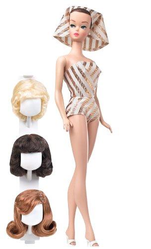 Mattel Barbie Collector # R9524 Barbie und Perücken