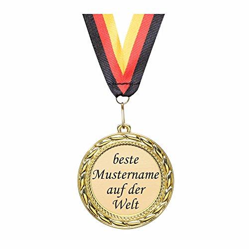Orden / Medaille Wunschtext (Medaillen)
