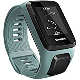 TomTom Spark 3 Multi Sport GPS Fitness Watch - Small Strap, Aqua