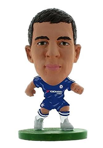 SoccerStarz soc133–Chelsea Eden Hazard–Home Kit (2018Version)/Figuren