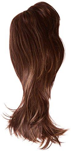 Forever Young Perruque longue marron chocolat Cadres avec Miel blond numéro 27 C/33 Mesdames visage