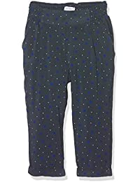 Absorba Baby Girls' Indigo MKF Trousers, Blue (Navy), 18-24 Months