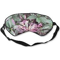 Colourful Weeds 99% Eyeshade Blinders Sleeping Eye Patch Eye Mask Blindfold For Travel Insomnia Meditation preisvergleich bei billige-tabletten.eu