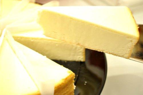 最安!チーズケーキ ニューヨークチーズケーキ NYチーズケーキ 直径20センチ 910g!業務用ケーキ 業務用スイーツ ベイクドチースケーキ