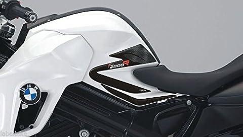 ADHÉSIFS Résine Gel 3D PROTECTIONS LATÉRAL compatible Fa 800 R MOTO BMW F800R