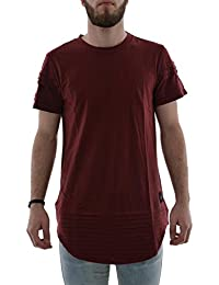 tee shirt sixth june m2125vts rouge