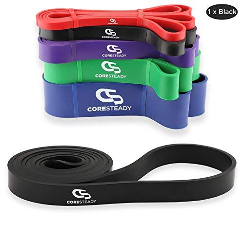 Bandas de Resistencia Coresteady | Banda para dominadas | Bandas de entrenamiento para CrossFit - Powerlifting - Yoga - Ejercicios de Estiramientos (Se venden por separado) para hombres y mujeres