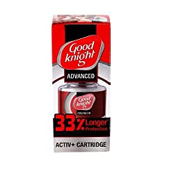 Good knight Activ with Liquid Refill 33% Extra Protection