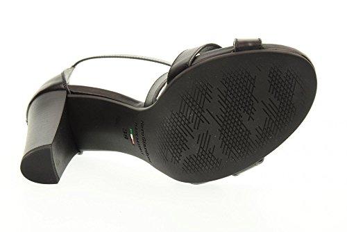 NERO GIARDINI Chaussures à talons sandales P717580D / 100 black