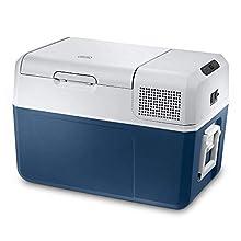 Mobicool MCF60 - Frigo Portatile A Compressore Da 58 L, Blu/Grigio – 12/24 V / 100–240 V A+