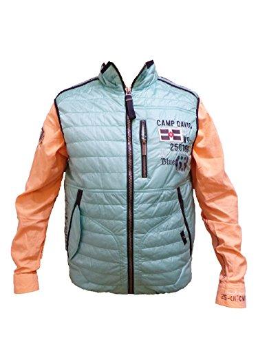 Camp David FIRE Aviation FEDED Green Vest CCB-1612-2713 M L XL XXL XXXL (XXL) Camp Vest
