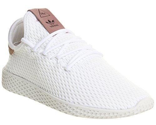adidas PW Tennis HU, Scarpe da Fitness Uomo Bianco