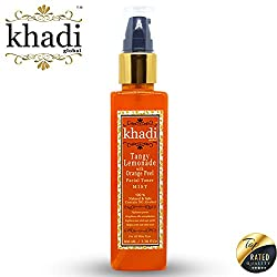 Khadi Global Tangy Lemonade with Orange Peel MIST Facial Toner, 100ml