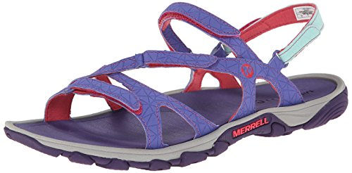 Merrell Enoki Convert, Sandales femme Light Purple