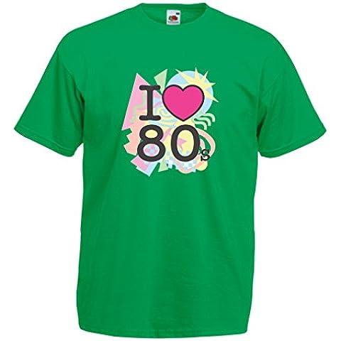 T-shirt da uomo Amo '80s t shirt