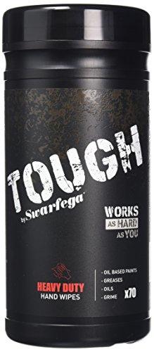 Swarfega DEBTHW70 Tough Hand Wipes Tub of 70