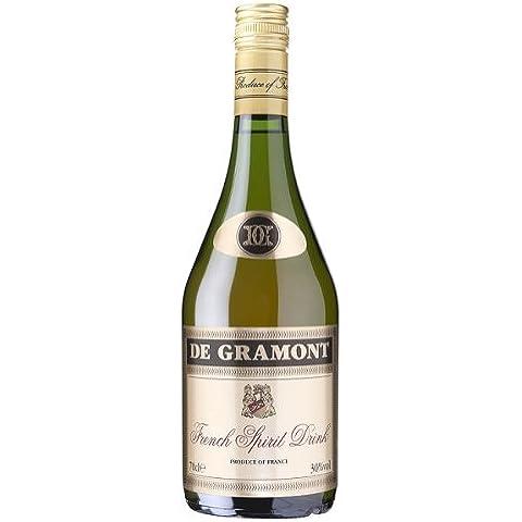 De Gramont Espíritu francesa Bebida 70cl (paquete de 70 cl)