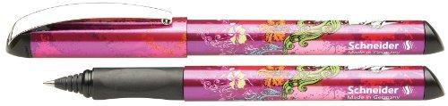 Preisvergleich Produktbild Schneider Schreibgeräte Patronenroller Glam High Heel, M, violett, verpackt in transp. Einzelschachtel