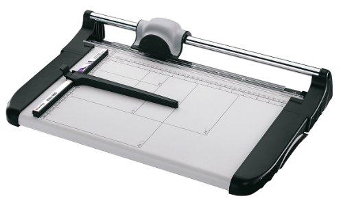 Swordfish 'Elite 360' A4 40057x - Tagliacarta per 15 fogli, girevole, da ufficio