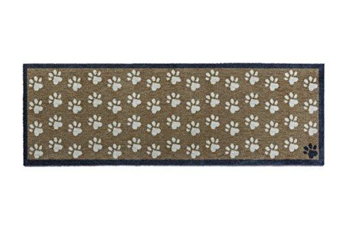 Howler & arañazos Pet Runner (50x 150cm, diseño pequeño Paws 2Camino