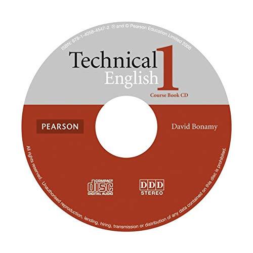 Technical English Level 1 Coursebook CD: Course Book Level 1