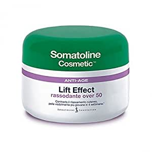 Somatoline Cosmetic Lift Effect Anti-Age Rassodante Over 50 - Vaso 300 ml