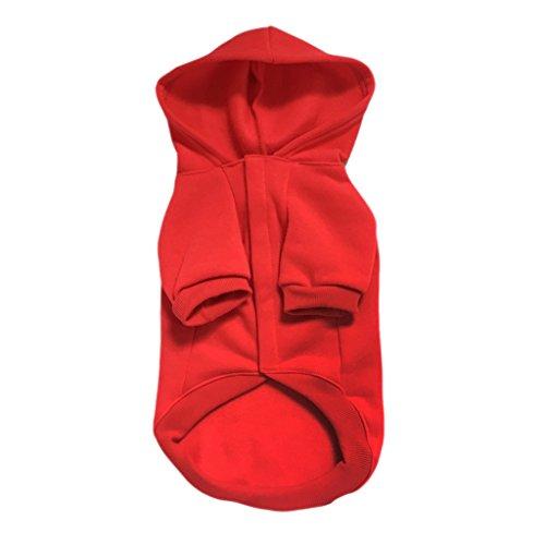 weihnachten baumwoll sweatshirts hoodie f r hunde haustier. Black Bedroom Furniture Sets. Home Design Ideas