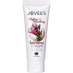 Jovees Saffron Bearberry Fairness Cream, 60g