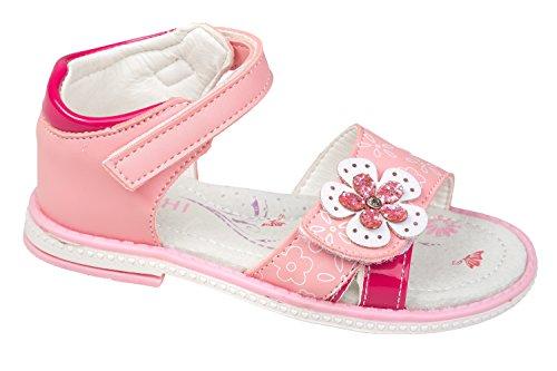 gibra , Sandales pour fille Rose