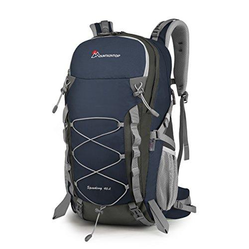 Mountaintop Erwachsene DSM6000lanseDE Rucksack, Blau, 40L
