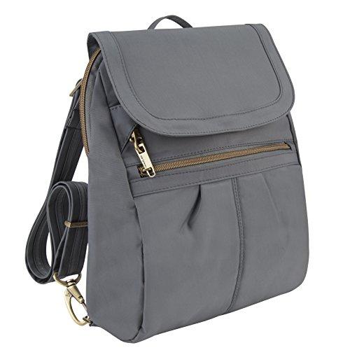 travelon-anti-theft-signature-slim-multipurpose-backpack-pewter-one-size