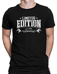 vanVerden Camiseta Hombre Edición Limitada 1978 40 Cumpleaños Regalo