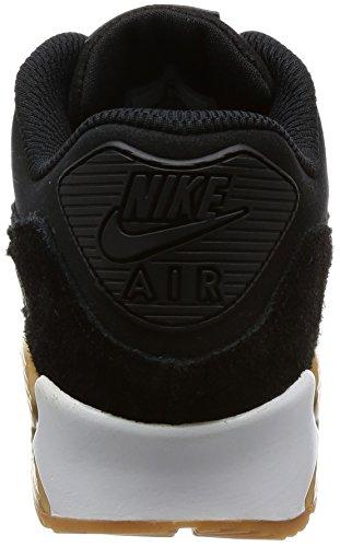 Nike Air Max 90 Se, Écharpe De Ginnastica Donna Nero (noir / Noir / Gomme Marron Clair / Blanc)