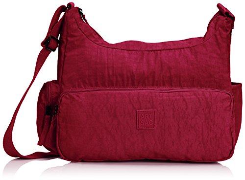 Artsac 50023 Scoop Shoulder Bag,  Rosa Rosa